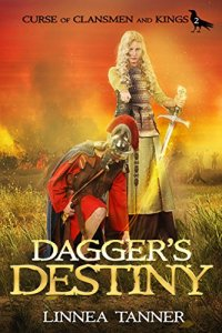 Amazon Dagger's Destiny Cover